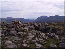 NY1212 : Cairn Iron Crag by Michael Graham