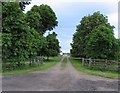 TL1147 : Middle Farm entrance by Andrew Tatlow
