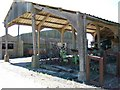 SP8218 : Groveway Farm barns by Rob Farrow