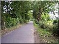 SU9284 : Nashdom Lane by Balraj Gill