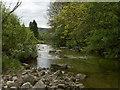 NY7246 : River Nent by Andrew Smith
