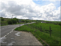 NS4112 : A713 north of Polnessan by Phil Williams