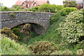 J5979 : Old railway, Donaghadee by Albert Bridge