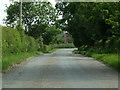 SJ6444 : Coole Lane by Nigel Williams