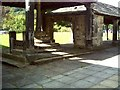 SE1039 : Old market place Bingley by R lee