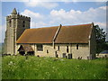 SP7414 : Upper Winchendon: The Church of St Mary Magdalene by Nigel Cox