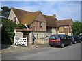 SP7311 : Cuddington: Bernard Hall by Nigel Cox