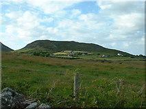 SH2833 : Farmland near Garnfadryn by David Medcalf