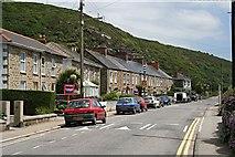 SW6645 : Terraced Houses, Portreath by Tony Atkin