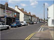 TQ8266 : Mackland Arms, Station Road, Rainham by Penny Mayes