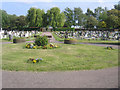 TL2045 : Biggleswade Town Cemetery, Beds by Rodney Burton