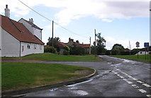 NZ3822 : Whitton Village. by Hugh Mortimer