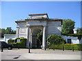TQ2382 : Kensal Green All Souls' Cemetery, West London by Rodney Burton