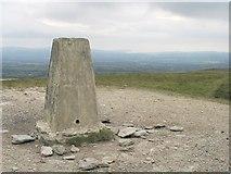 SN2034 : Frenni Fawr trig pillar by Nigel Davies