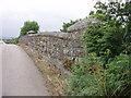 SW6332 : Old railway bridge by Sheila Russell