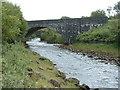 NM4624 : Bridges over the Beach river by Alan Stewart