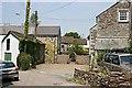 SW8950 : Ladock Village by Tony Atkin