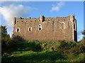 NN7201 : Doune Castle by Brian MacLennan