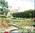 TQ6723 : Gardens at Bateman's by Stephen Craven