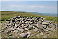 SO2929 : Pile of Stones, Hatterall Ridge by Mark Anderson