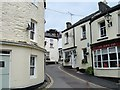 SX4368 : The Boot Inn, Calstock by Penny Mayes