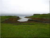 NM4256 : Laorin Bay and Pier by Lisa Jarvis