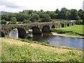 S6139 : Brownsbarn Bridge, near Inistioge, Co. Kilkenny by Humphrey Bolton