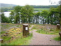 NN1884 : Long Distance Footpath in Great Glen by Iain Thompson