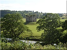 S5491 : Grianan Castle, Thomastown, Co. Kilkenny by Humphrey Bolton