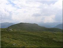 NN2323 : Grassy hills by Andrew Spenceley