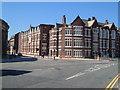 SJ3590 : John Foster Building, Liverpool John Moores University by Derek Harper