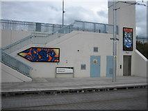 O1827 : Kilmacud Luas Station by Brian Shaw