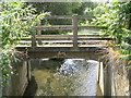 SP8830 : Footbridge by Mr Biz