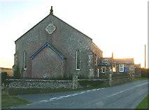 SX1595 : Brockhill United Methodist Church by Neil Lewin