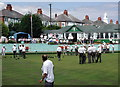 TA3427 : Withernsea Bowling Club by Paul Glazzard