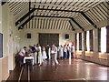 SE7046 : Inside Sutton on Derwent Village Hall by Phil Catterall