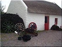V7192 : Kerry Bog Village by Kenneth  Allen