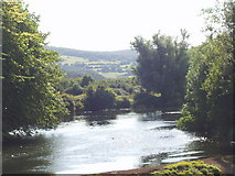 S2022 : River Suir at Clonmel by Clive Barry