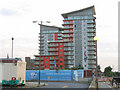TQ4379 : Mast Quay phase 1 by Stephen Craven