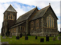 SX0684 : Church at Delabole by Pam Brophy