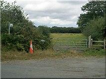 SM9611 : Bridleway, Maddox Moor by Jennifer Luther Thomas