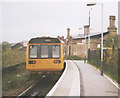 SJ5795 : Earlestown Station by Stephen Craven