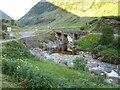 NN1356 : River Coe by Richard Webb
