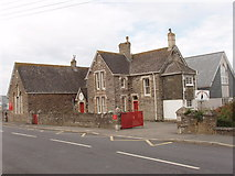 SW8773 : St Merryn School by David Hawgood