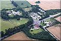 SJ4854 : Broxton Roundabout by John Harding