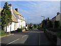 TL4675 : Station Road, Haddenham, Cambs by Rodney Burton