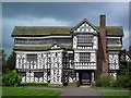 SJ8358 : Little Moreton Hall on a Stormy Afternoon by Stephen Nunney