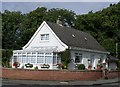 NS7956 : White House in Wishaw by Chris Upson