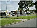 SP0184 : Local shops on Court Oak Road by Carl Baker