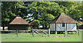 TQ1331 : Old farm buildings on Rapkyns Farm by Andy Potter